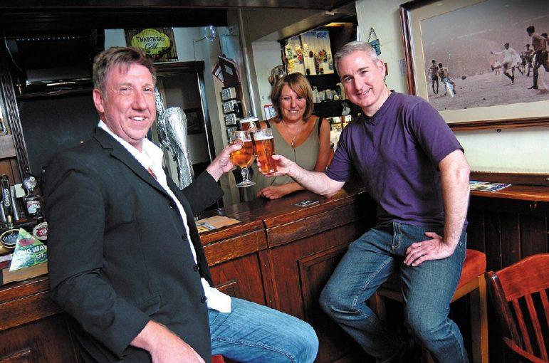 Droitwich landlady hoping new law will help her escape pub co's shackles and keep her business afloat
